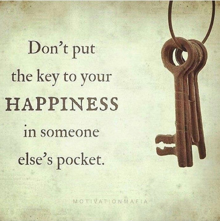 happiness own pocket